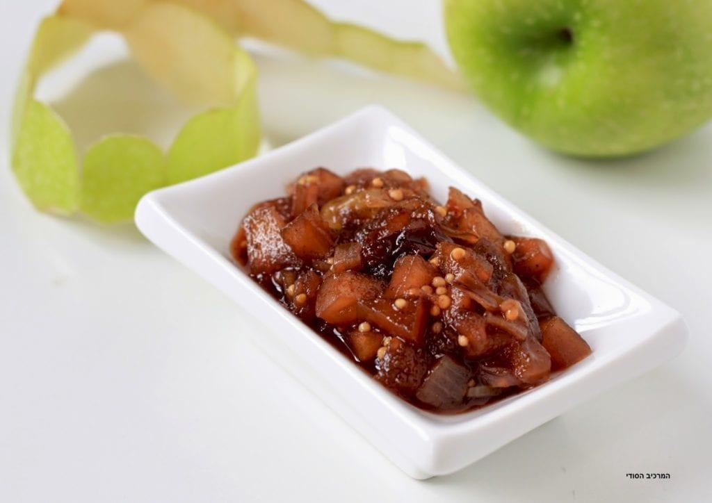 צ'אטני תפוחים