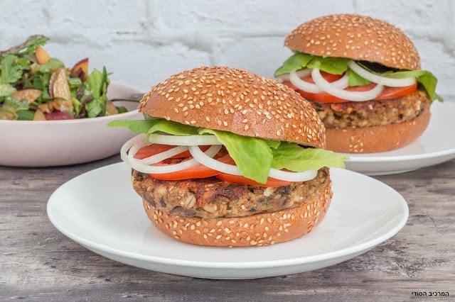 המבורגר טבעוני