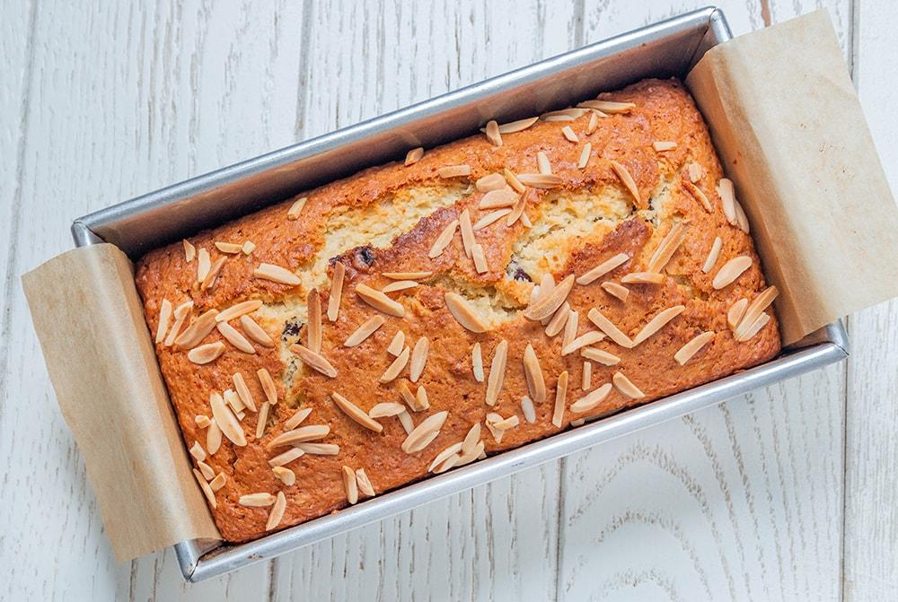 עוגת תפוז קוקוס טבעונית מקמח כוסמין