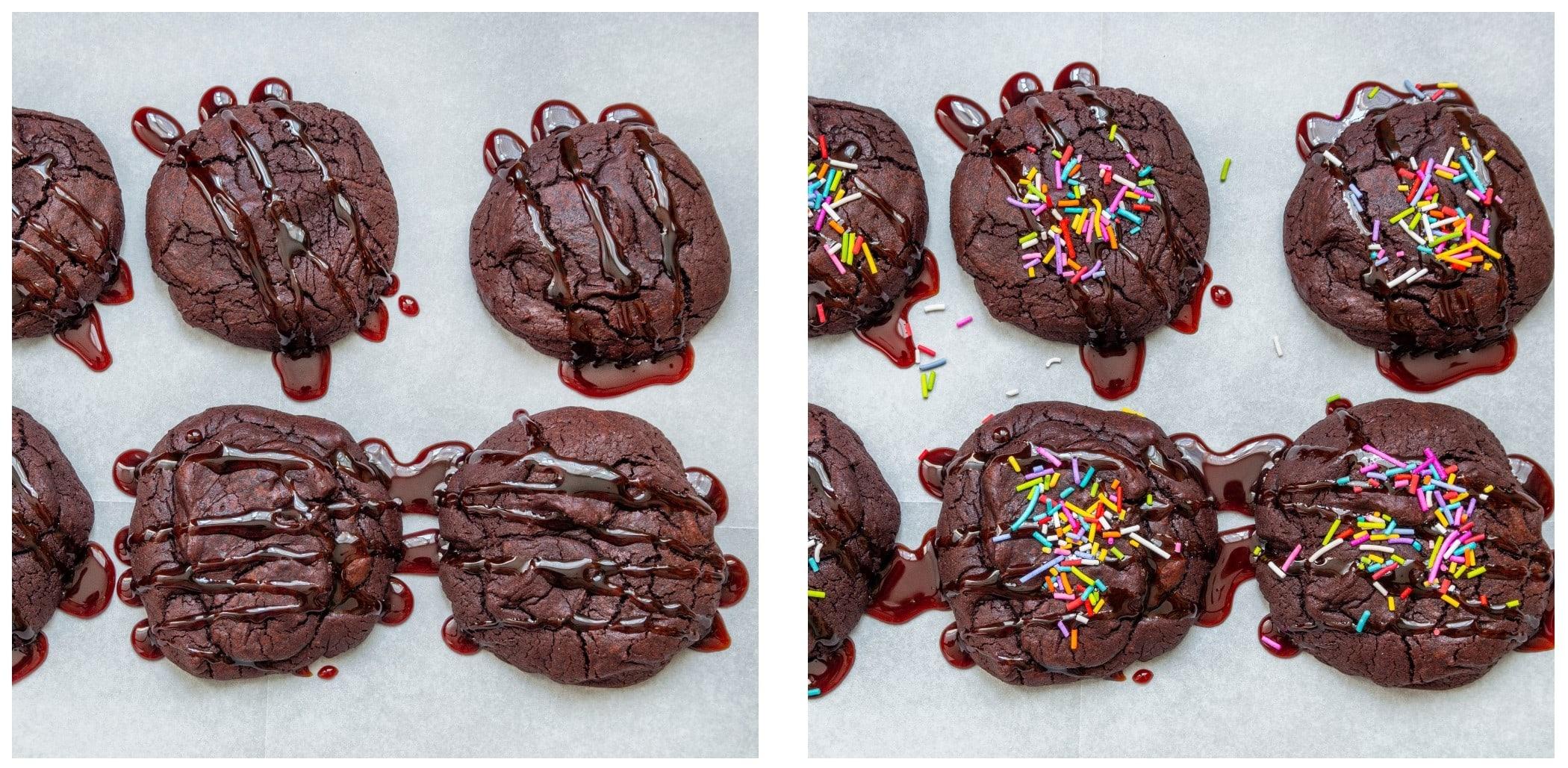 עוגיות שוקולד טבעוניות פשוטות