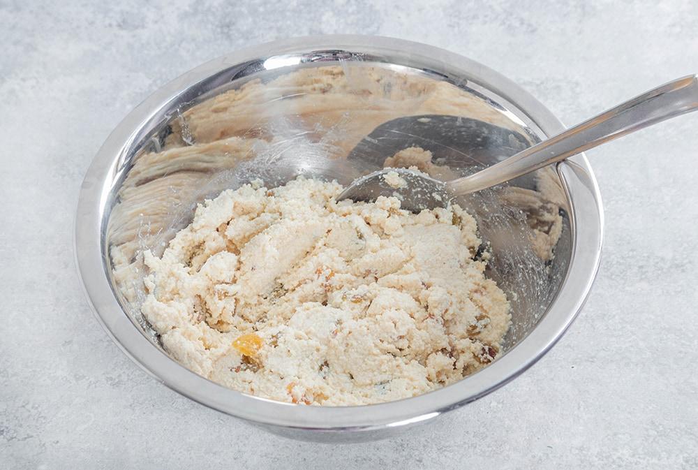 מצה מגולגלת במילוי גבינת טופו מתוקה