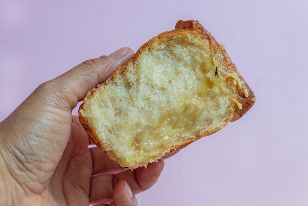 מאפה תלושותי טבעוני מלוח מקמח כוסמין