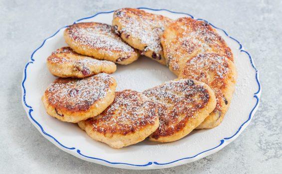 לביבות גבינה טבעוניות מתוקות מטופו