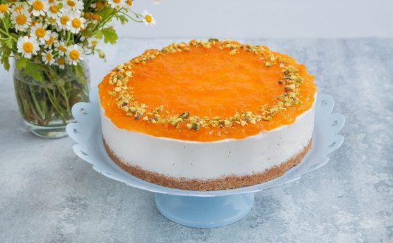 עוגת גבינה טבעונית קרה ללא תוספת סוכר_ראשי_1000