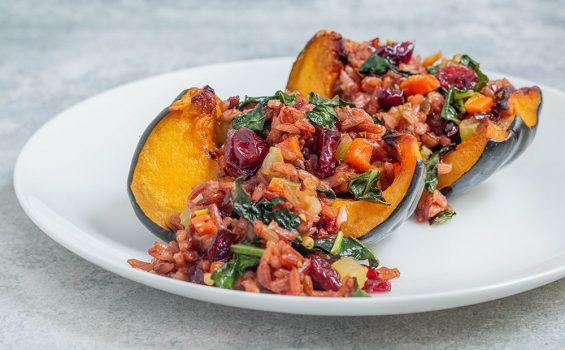 דלעת ערמונים במילוי תבשיל אורז אדום טבעוני_ראשי בלי דלורית_1000